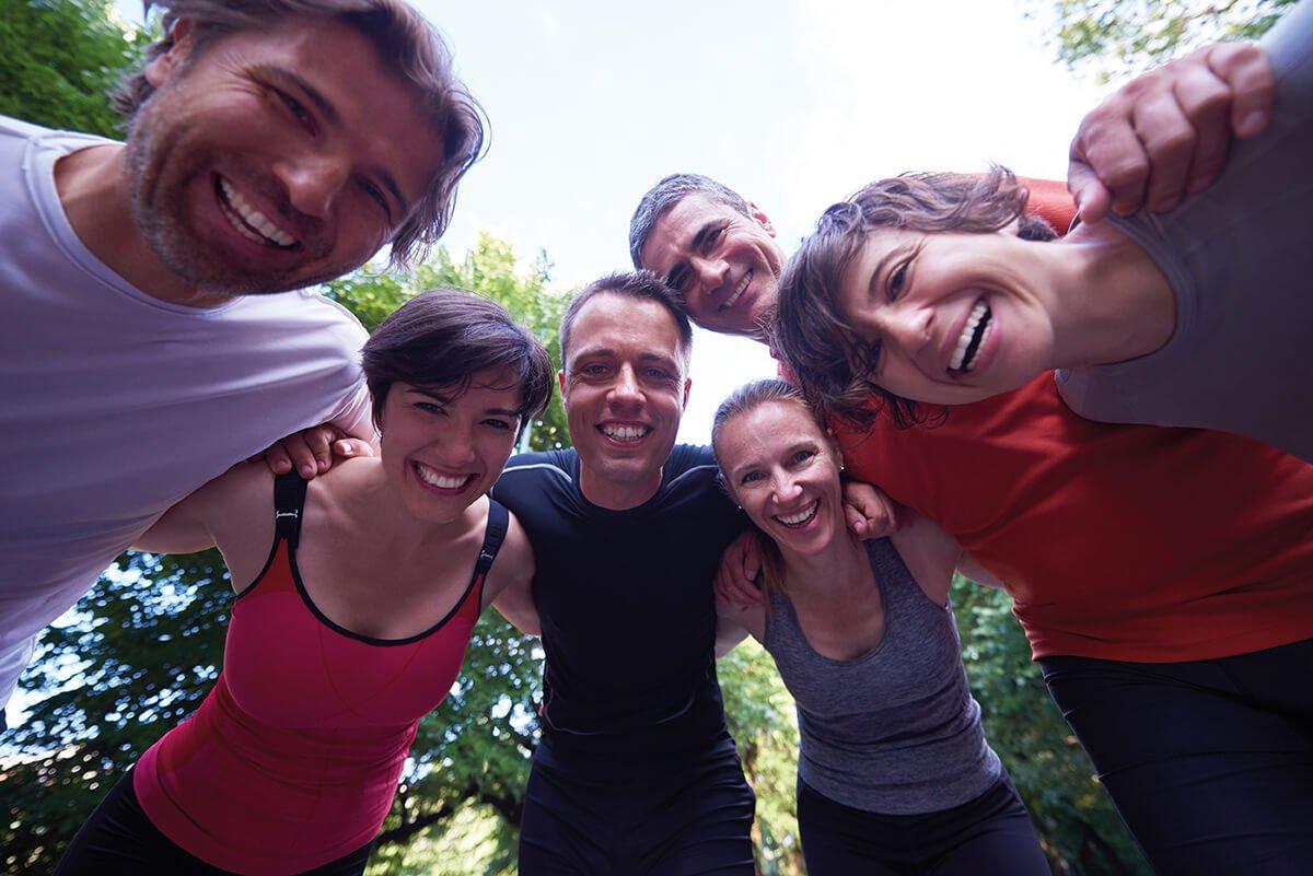 Happy Jogging Group