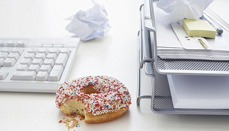 Top Tips to help you stay Healthy at Work!