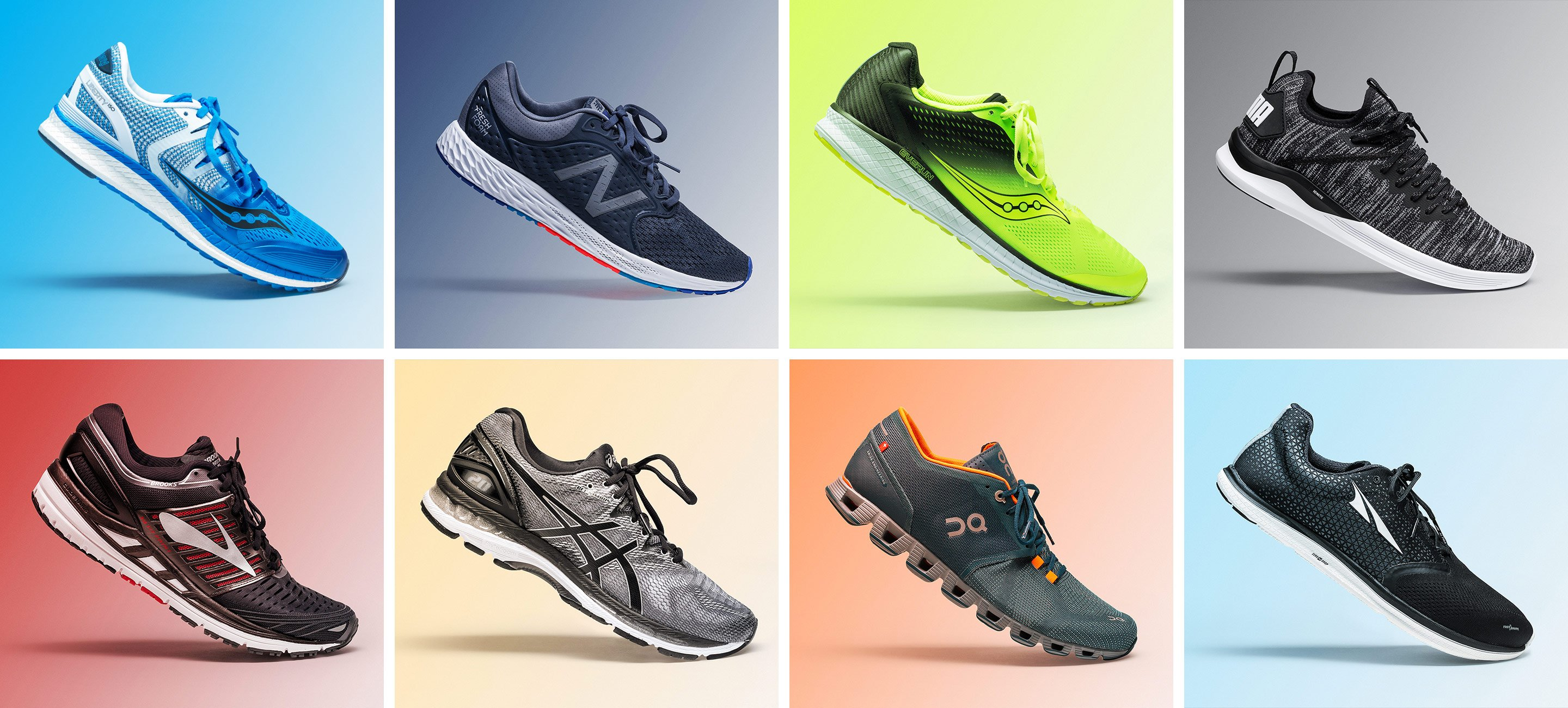 How to choose your Training Shoes