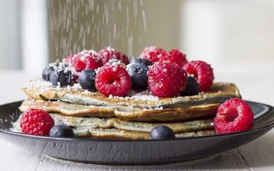 Protein Pancakes! That's breakfast sorted then!