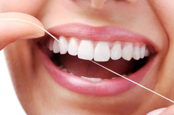 Floss or Damage your Health